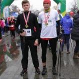 Bieg Walentynkowy w Dąbrowie Górniczej.
