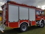 Samochód pożarniczy OSP Żuraw
