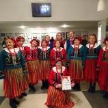 Wojewódzki Festiwal Pieśni Patriotycznej w Myszkowie, - 3 listopada 2016 r.