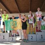 Mistrzostwach Polski w Nordic Walking - Osielsko 2018
